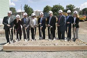 Ground Breaking Ceremony Held for New USciences Residence ...