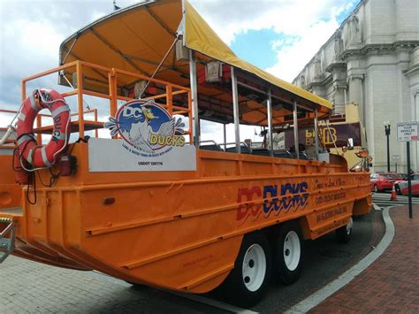 Duck Boat Tours Dc by Duck Boat Tours Are Ear Bleeding Fun The Washington Post