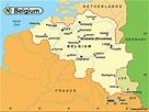 Leuven Belgium map - Map of leuven Belgium (Western Europe ...