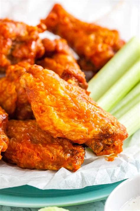 fryer wings chicken air recipes recipe crispy extra fried oil fry cook frozen deep without wing cooking airfryer sauce buffalo
