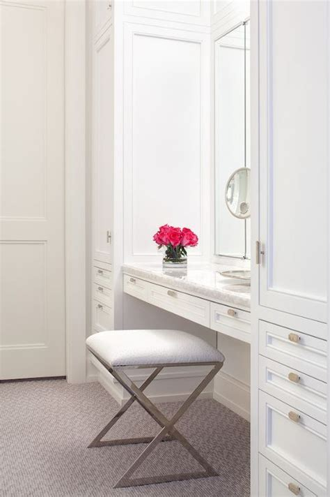 best 25 vanity in closet ideas on