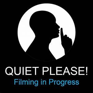 Testing Quiet Please Sign - ClipArt Best