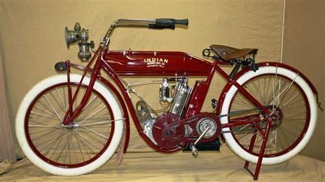 1910 Harley-davidson Single Belt Drive