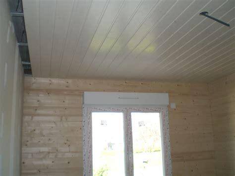 plafond pvc cuisine la construction troisième é le faux plafond