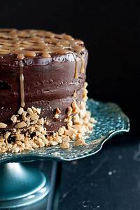 Snickers Cake - Goodie Godmother - A Recipe and Lifestyle Blog  Cake