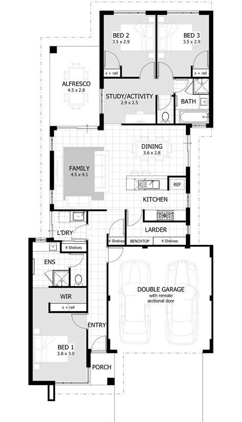 3 bedroom house floor plans 3 bedroom house plans home designs celebration homes