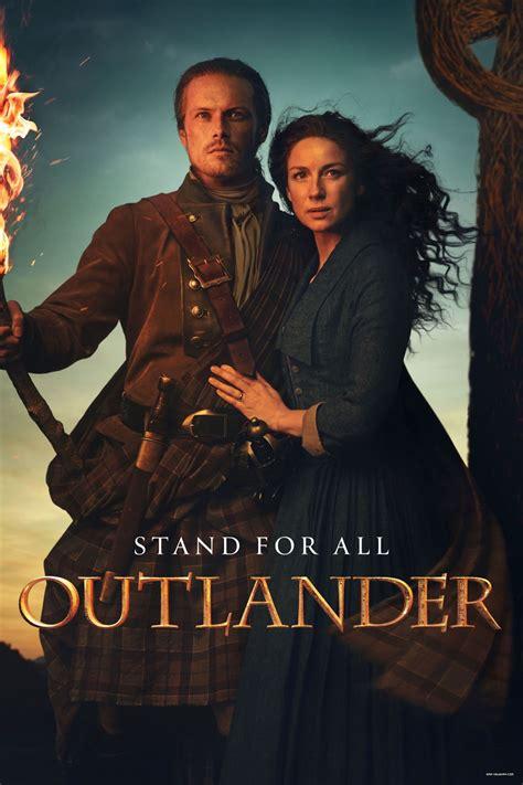 The official poster for outlander season 5. Posters & Art - 001 - Sam Heughan FAN