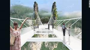 Highest and longest glass bridge in the world | BGR