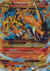 m charizard ex pokemon xy flashfire mega secret rare card