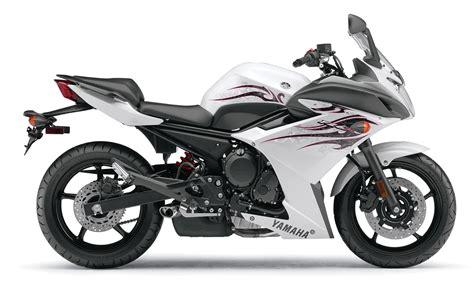 Yamaha Fz6r White #4209506, 1920x1200