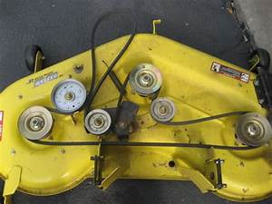 L120 Mower Belt Replacement Issues - Mytractorforum Com
