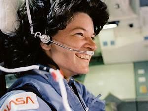 Suburban spaceman: First US Woman in Space: NASA Astronaut ...