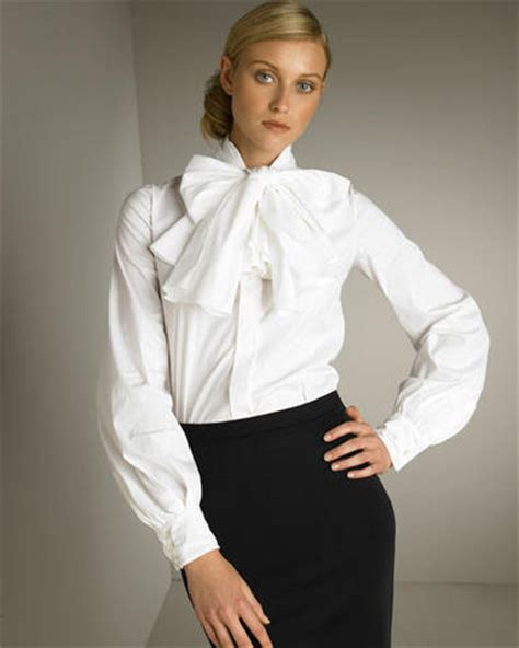 white blouse with bow wearing bows a gallery on flickr