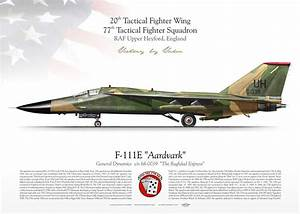 UNITED STATES AIR FORCE 20th Tactical Fighter Wing 77th ...
