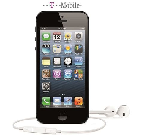 t mobile iphones iphone 5 coming to t mobile on april 12th with 99