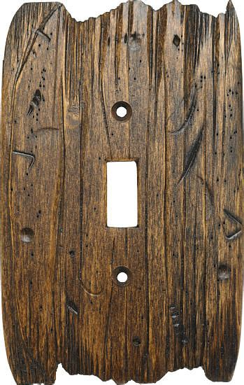 rustic light switch covers west rustic switchplate studios