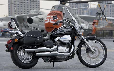 Shadow Spirit by 2007 Honda Shadow Spirit Moto Zombdrive