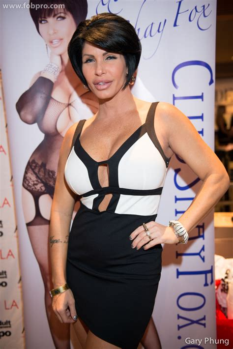 Shay Fox - AVN Adult Entertainment Expo 2014 Day 2 - FOB Productions