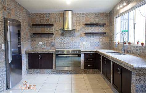cocina moderna  azulejo vintage cocinas de estilo