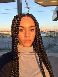 Best Jumbo Box Braids Ideas And Images On Bing Find What Youll Love