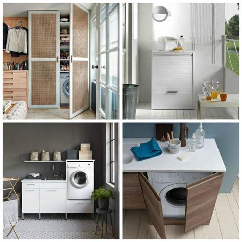 meuble rideau coulissant cuisine meuble pour lave linge encastrable ikea maison design