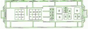 2002 Mercury Sable Gs Fuse Box Diagram  U2013 Auto Fuse Box Diagram