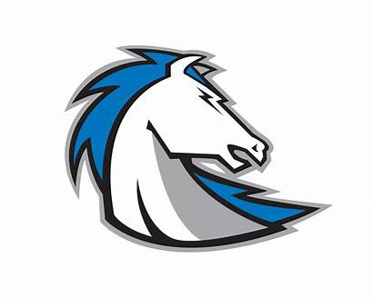 Horse Charger Clear Springs Clipart Chargers Head