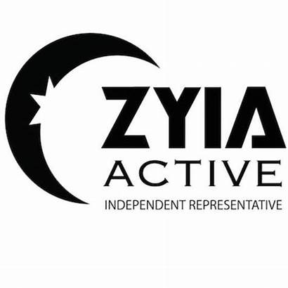 Zyia Active Activewear Why Wear Rep Independent