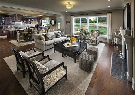 open kitchen dining and living room floor plans open concept kitchen living room dining room open living 9866