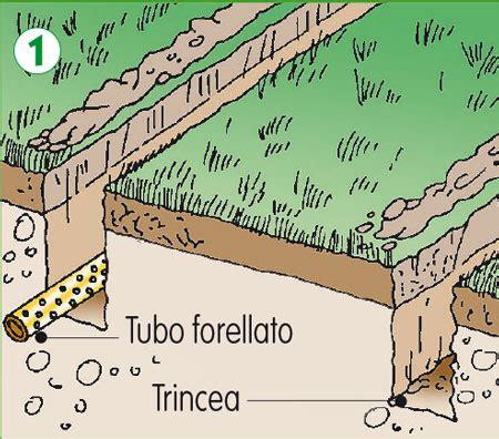 drenaggio terreno giardino l importanza drenaggio prato fai da te in giardino