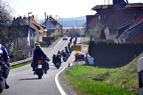 sternfahrt kulmbach 2018 veranstaltung motorradsternfahrt kulmbach 21 04 2018