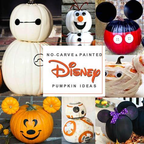 disney painted pumpkins disney pumpkin pumpkin