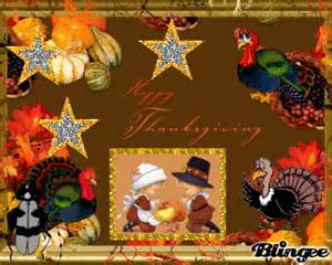 animated happy thanksgiving picture 119700353 blingee