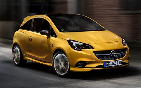 Opel Corsa Opc Line (2015) Wallpapers And Hd Images