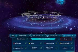 Global map - the Oort Cloud - Astrolords