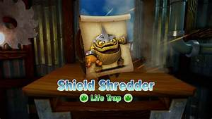 Skylanders Trap Team Boss #20: Shield Shredder - YouTube