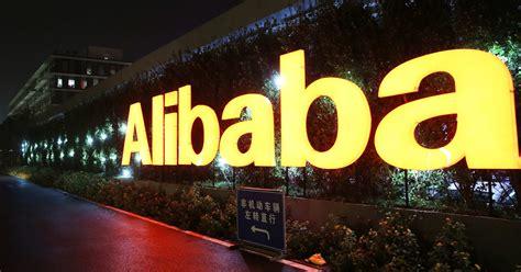 alibaba   trouble growing  business