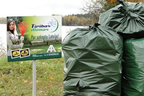 Lielā Talka ieskandināta, iezīmējot ceļu uz zaļu Latviju ...