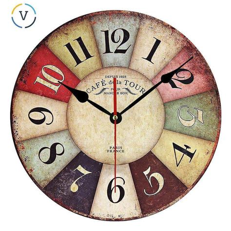 Find modern home decor from a vast selection of wall clocks. Large Hippih Round Wall Clocks Clock ART Modern Home Decor ...