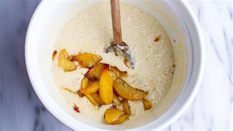 Make Ahead Peach Breakfast Bake Bettycrocker