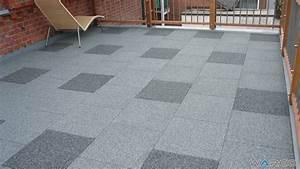 terrace balcony flooring by warco rubber tiles With whirlpool garten mit balkon bodenbelag pvc