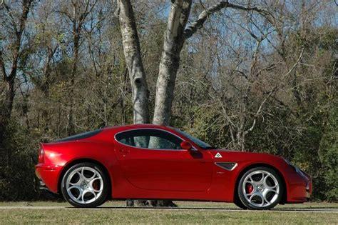 Three Alfa Romeo 8c Competizione For Sale On Ebay