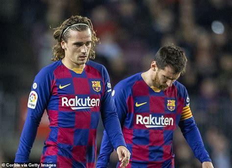 Ivan Rakitic insists Lionel Messi and Antoine Griezmann ...