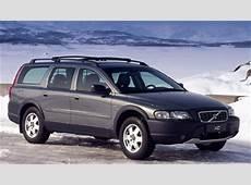 2003 Volvo V70 Cross Country Review