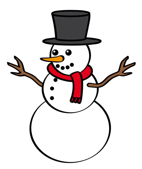 Image result for clip art snowman