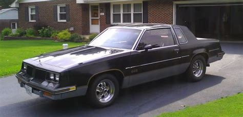 Find Used 1986 Oldsmobile 442 Cutlass Salon Coupe W42 In
