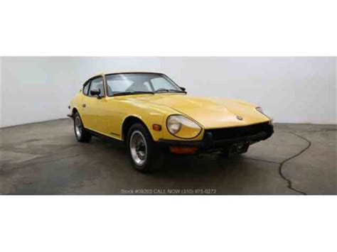 72 Datsun 240z For Sale by 1972 To 1974 Datsun 240z For Sale On Classiccars