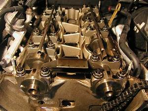 Ford I4 Dohc Engine