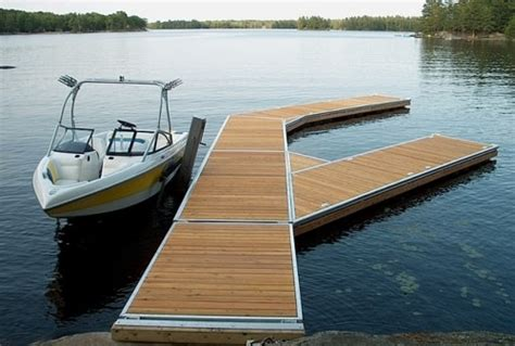 Floating Boat Dock Plans And Designs by Considerations To Make When Building A Boat Dock Nunomad