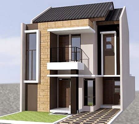 membangun rumah minimalis dua lantai lebih mengutungkan